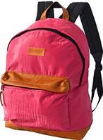 """Стильный городской рюкзак из качественного полиэстера для ноутбука 14,1"""", 20 л. Derby 0100595.30 розовый"""