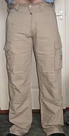 Летние мужские штаны спортивного стиля р 28