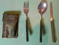 Набор туриста в чехле (нож+ложка+вилка)