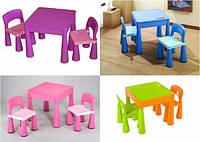 Комплект стол и стулья TEGA MAMUT