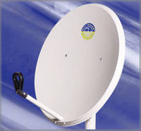 Спутниковый Комплект для самостоятельной установки на два телевизора