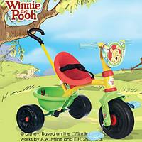 Велосипед трехколесный Be Move Winnie Smoby 444187