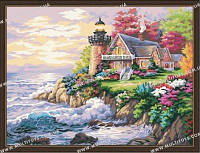 Рисование по номерам Морской, городской пейзаж и другие