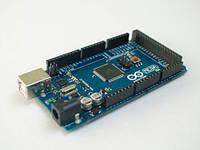 Arduino UNO Mega 2560 ATmega2560-16AU Module Board — это маленькая плата с маленьким пр