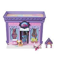 Игровой набор Littlest Pet Shop Стильный зоомагазин  Hasbro Литл Пет Шоп