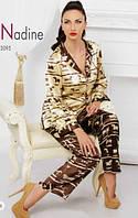 Пижама женская шелковая Komilfo