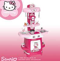 Стильная детская кухня Cooky Hello Kitty Smoby 24087