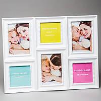 Фотоколлажи для любого интерьера и на подарок. 6 фото. (34x43.5x2 см). Просто и со вкусом