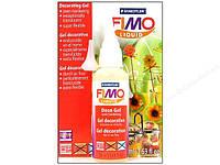 Фимо Гель FIMO Liquid декоративный гель прозрачный,эконом большая уп-ка 200 мл, для множества техник, фото 1