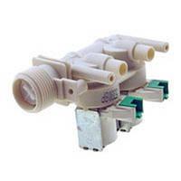 Клапан для стиральной машины.  2/180/90 фишка   Ariston. Indesit