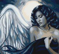 """Набор для вышивания крестиком (девушка) """"Соблазнительный ангел"""""""