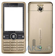 Корпус Sony Ericsson G700 Bronze