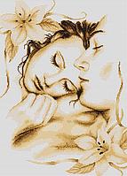 """Набор для вышивания крестиком (люди) """"Влюбленная пара"""""""