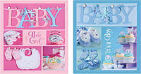Фотоальбом EVG Baby collage 20 магнитных страниц, 6194373