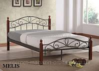 Кровать кованная, железная Мелис (Melis)