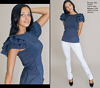 Блуза женская летняя 251