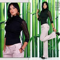 "Блуза трикотаж ""Джерси"" 649"
