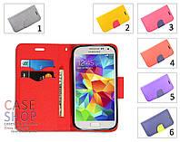 Чехол-бумажник для Samsung SM-C115 Galaxy K Zoom
