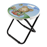 Детский раскладной стульчик Мышка - нарушка