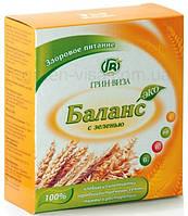 Хлебцы из клетчатки Эко-Баланс С зеленью»