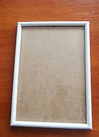 Рамки А4 белая для фото и дипломов