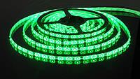 Светодиодная лента SMD 3528 60 IP 55 5м Зеленый 300 диодов, LED ленты