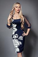 Платье женское  мод 463,размер 50,52,54,56