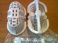 Фильтр насоса Zanussi Electrolux 1327138127 сетка,=1469077018 Сетка-мыльница лопасти