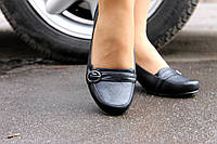 Женские туфли низкий каблучок
