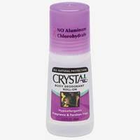 Натуральный роликовый дезодорант Кристалл, 66 мл