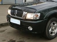 Дефлектор капота (мухобойка) Great Wall Safe (CC6460DY) с 2002–2010 г.в.