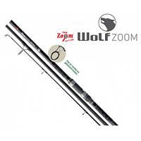 Карповое удилище Carp Zoom WolfZoom Carp rod, 390cm, 70-140g (CZ1770)