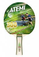 Ракетка для настольного тенниса Atemi 300С арт. 10037
