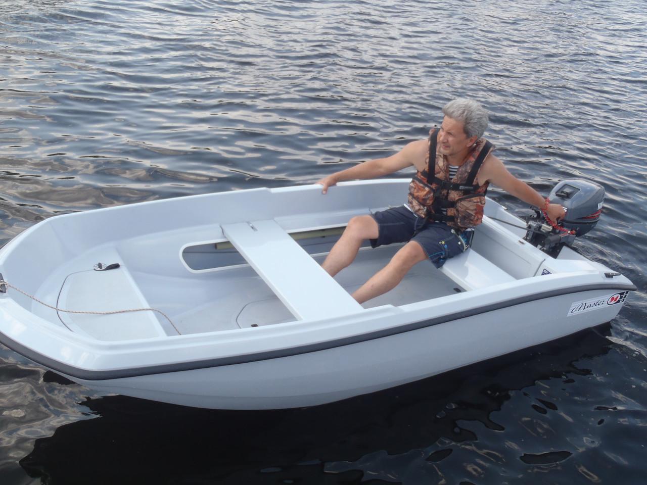 пластиковая лодка мастер цена