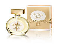 Парфюмерия женская Antonio Banderas Her Golden Secret EDT 80 ml