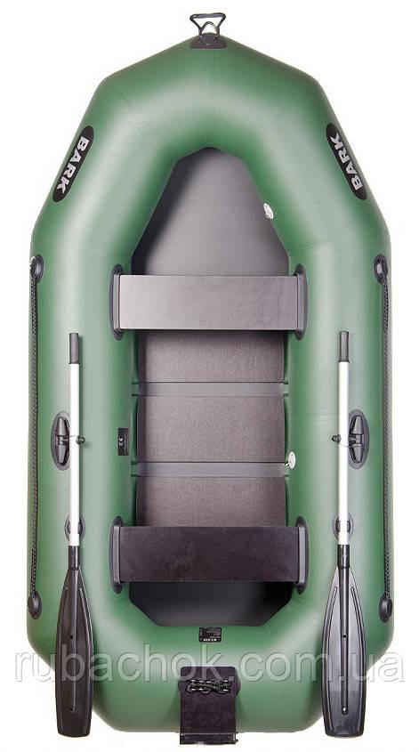 характеристики лодок барк