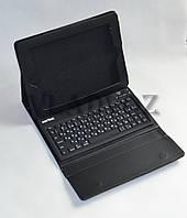 Чехол + беспроводная клавиатура для планшета ipad