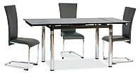 Мебель стеклянные столы GD-018