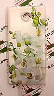 Чехол для ThL W11 (Нежные орхидеи)