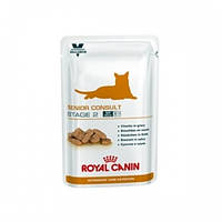 Royal Canin Senior Consult Stage 2 WET (Роял Канин) 100 г для кошек старше 7 лет