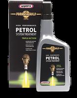 Присадка в бензин для повышения мощности PETROL TREATME 500мл Wynns 70701