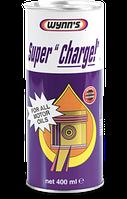 Присадки в моторное масло SUPER CHARGE 400мл Wynns 51351