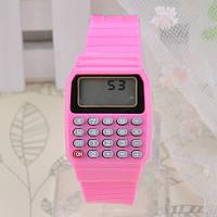 Часы - калькулятор