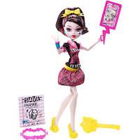 Кукла Монстер Хай Дракулаура, Слияние монстров, Спасти Френки! Monster High Freaky Fusion Save Frankie!