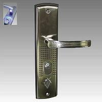 Ручки для металлической двери  (с подсветкой)