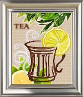 """Схема для вышивки бисером """"Чай"""""""
