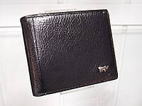 Мужское кожаное портмоне кошелек BRAUN BUFFEL BR 609 Black Германия