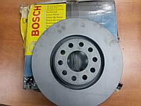 """Диск тормозной передний Audi A4, A6, Skoda Superb 1.8 T-2, 8 04.97-V6  """"Bosch"""" - производства Германия"""