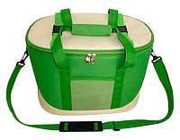 Изотермическая сумка Time Eco  TE-625G  25л