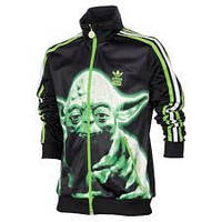 Олимпийка adidas Star Wars Yoda Full-Zip Jacket